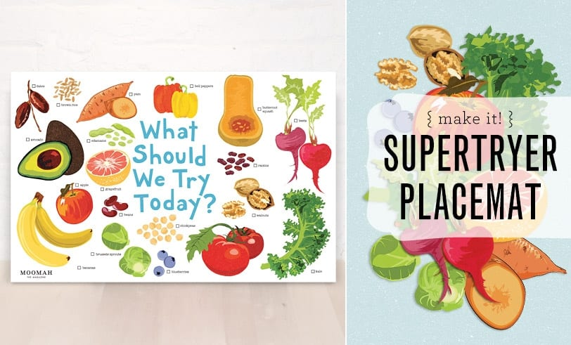 Supertryer Placemat Featured Image