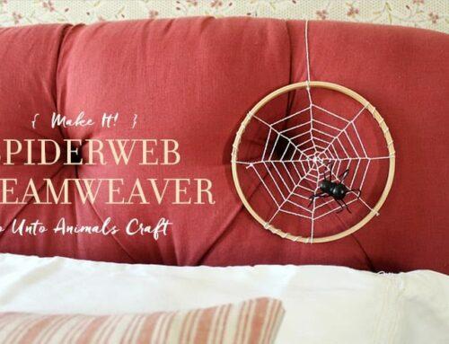 Make It! Spiderweb Dreamweaver