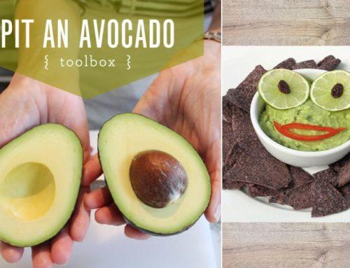 Toolbox: Pit an Avocado